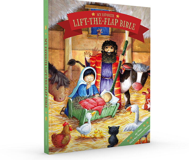 My Favorite Lift-The-Flap Bible