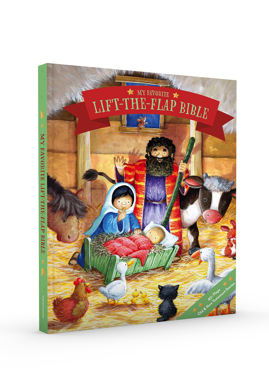 My Favorite Lift-The-Flap Bible